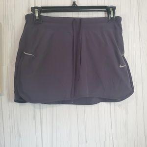 Nike Dri-fit athletic skort reflective detail Smal